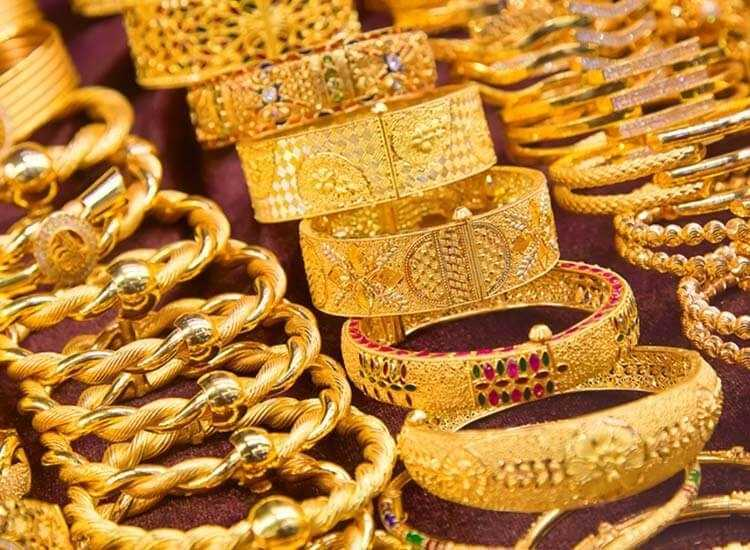 Jewelry, Gold and Silver Jewelry is the Most Expensive for Online Shopping