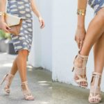 The Lifestyle on Stylish Look With Sandal