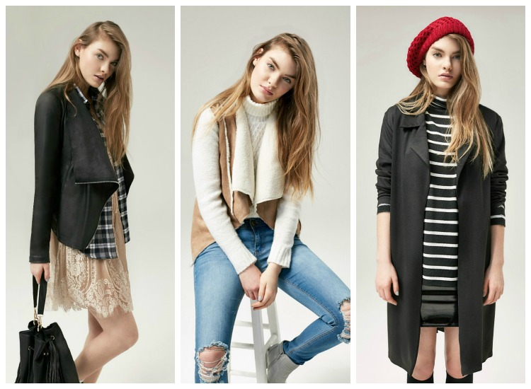 Winter Fashion Trends From Esprit